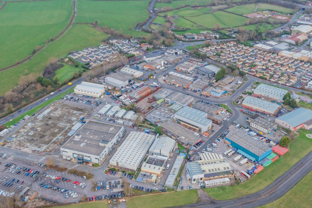 Dunmoore acquires industrial estate from CBRE GI
