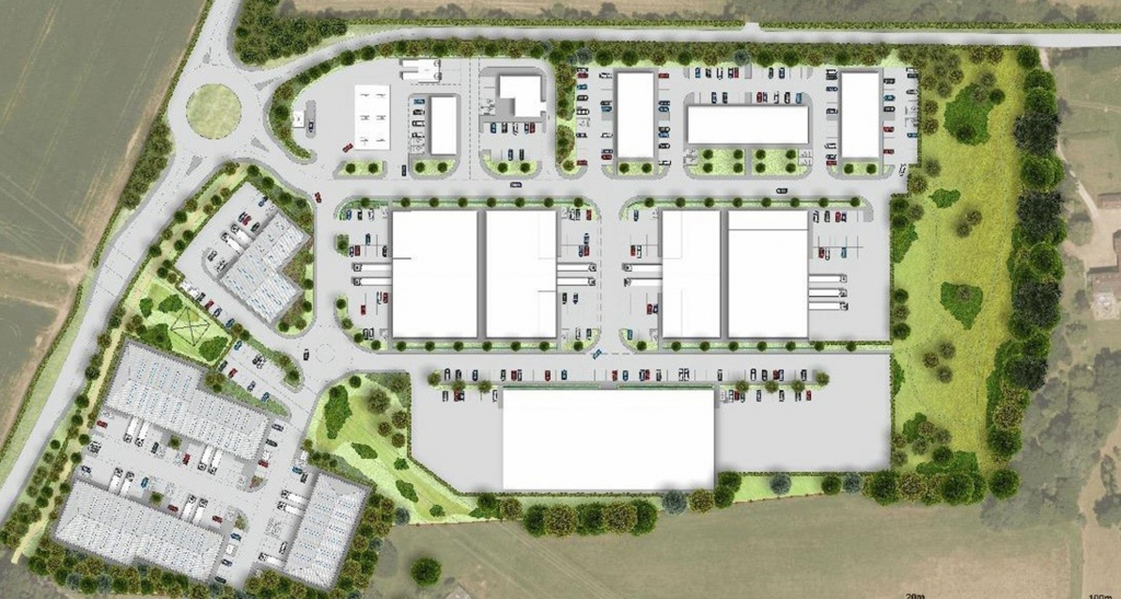 Planning granted for 250,000 sq ft business hub